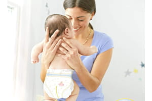 Pañales hipoalergénicos para bebé