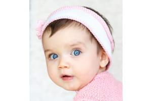 Pendientes para bebé