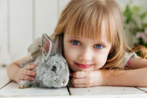 Pendientes hipoalergénicos para niña